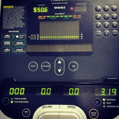 Photo taken at 24 Hour Fitness by Minda C. on 8/20/2014