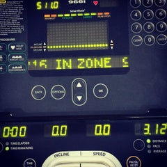 Photo taken at 24 Hour Fitness by Minda C. on 8/6/2014