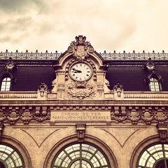 Photo taken at Gare de Lyon-Brotteaux by Renaud A. on 6/17/2014