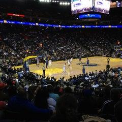 Photo taken at Oracle Arena by KaRiM O. on 12/4/2012