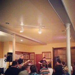 Photo taken at Rohs Street Cafe by Jared B. on 7/26/2014