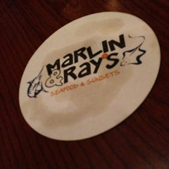 Photo taken at Marlin & Ray's Seafood by Daniel S. on 10/19/2012