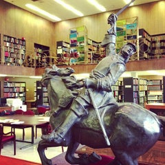 Photo taken at Detroit Public Library by Alan L. on 2/20/2013