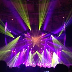 Photo taken at Hampton Coliseum by Dianna H. on 10/19/2013