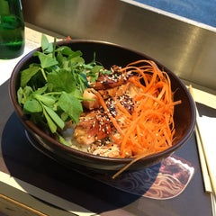 Photo taken at Wagamama by Kate H. on 9/19/2014