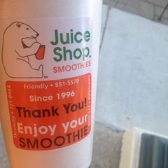 Photo taken at The Juice Shop by Kelly R. on 11/23/2012