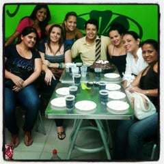 Photo taken at Postres y Ponques Don Jacobo by Alder M. on 10/9/2012