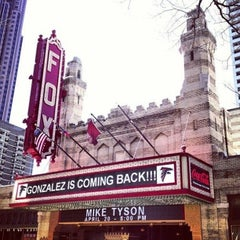 Photo taken at The Fox Theatre by Larry L. on 3/12/2013