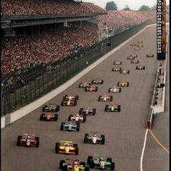 Photo taken at Indianapolis Motor Speedway by TS M. on 5/26/2013