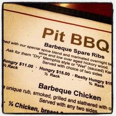 Photo taken at Barnstormer BBQ by Paul & Heidi on 8/18/2013