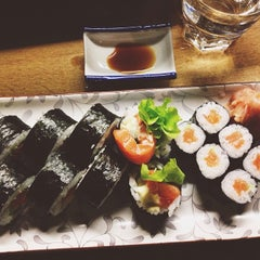 Photo taken at Ichiban Sushi by リジュイン on 3/10/2014