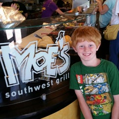 Photo taken at Moe's Southwest Grill by Rich on 5/17/2014