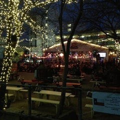 Photo taken at Katy Trail Ice House by Eric A. on 3/7/2013