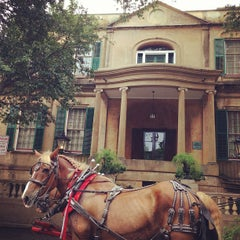 Photo taken at Telfair Museums' Owens-Thomas House by Karlynn H. on 7/20/2013