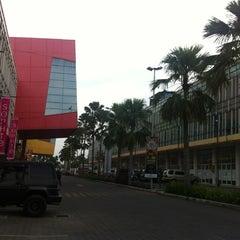Photo taken at Binjai SUPERMALL by Ewin K. on 10/11/2012