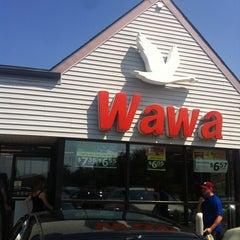 """Photo taken at Wawa by Scott """"DJ Scotty B"""" B. on 8/11/2013"""