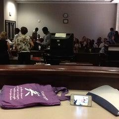 Photo taken at Wake County Courthouse by Bibi B. on 7/24/2013