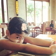 Photo taken at Vintana, Shangri-La's Boracay Resort & Spa by Emad M. on 10/1/2015