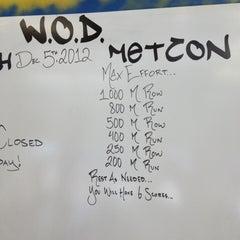 Photo taken at RC CrossFit by Jen F. on 12/5/2012
