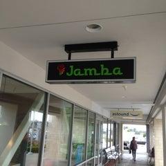 Photo taken at Jamba Juice by Wilfred W. on 8/17/2013