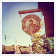 Photo taken at Bill's Tavern Brew House by John S. on 5/5/2013