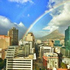 Photo taken at The Westin Cape Town by Peter P. on 4/4/2015