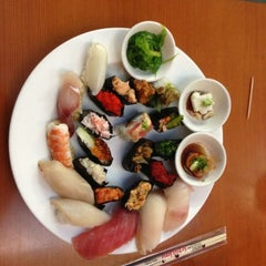 Photo taken at Ichi Umi by Andrew S. on 12/17/2012