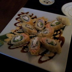 Photo taken at Fugus Sushi & Wok by Jim N. on 10/11/2012