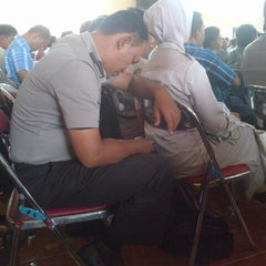 Photo taken at Omah Kampung by dnwahana on 1/21/2014