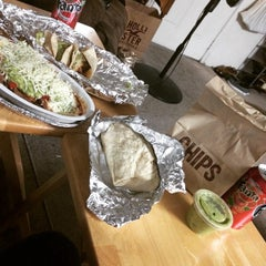 Photo taken at Chipotle Mexican Grill by Jennifer R. on 3/20/2015