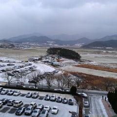 Photo taken at 대명리조트 변산 (Daemyong Resort BYEONSAN) by HUH S. on 12/23/2012