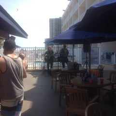 Photo taken at The Carousel Patio Bar & Grill by Len on 7/22/2014