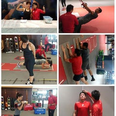 Photo taken at Fitness First Platinum by Yusuf H. on 1/11/2016