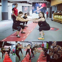 Photo taken at Fitness First Platinum by Yusuf H. on 1/19/2016
