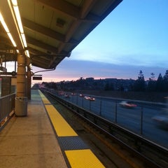 Photo taken at Castro Valley BART Station by Eden W. on 1/29/2013