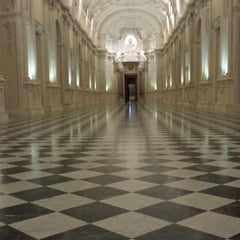 Photo taken at Reggia di Venaria Reale by raframon on 7/14/2013