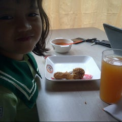 Photo taken at A&W by Zahra C. on 7/25/2013