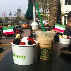 Photo taken at Starbucks   ستاربكس by 🇰🇼 7aMaDoOoH 🇰🇼 on 2/22/2013
