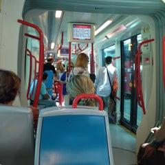 Photo taken at Metrocentro T1 - Plaza Nueva by Tomas G. on 9/15/2012