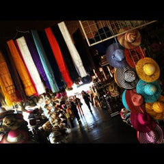 Photo taken at Mercado De Antojitos by Karla M. on 10/6/2012