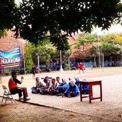 Photo taken at SMK Negeri 3 Tegal by NURYADI -. on 9/28/2015