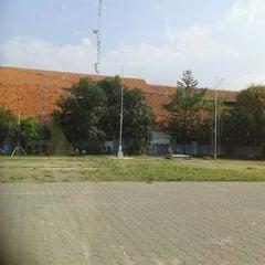 Photo taken at SMK Negeri 3 Tegal by NURYADI -. on 5/13/2015