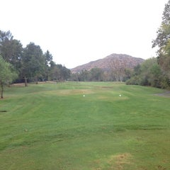 Photo taken at Eagle Crest Golf Course by Daniel M. on 10/17/2014