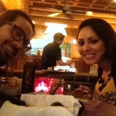 Photo taken at Tahoe Joe's Famous Steakhouse by Jacob C. on 2/13/2013