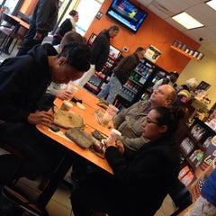 Photo taken at Dunkin' Donuts by Kortney on 1/25/2014