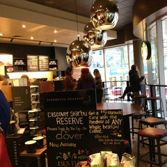 Photo taken at Starbucks by Kristin B. on 2/22/2013