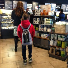 Photo taken at Starbucks by Kristin B. on 3/25/2013