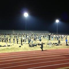 Photo taken at Saguaro High School by Kristin B. on 1/2/2013