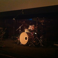 Photo taken at McMenamins Mission Theater by Kristin B. on 9/20/2012