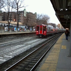 Photo taken at Metro North - Fordham Train Station by Richard G. on 12/21/2012